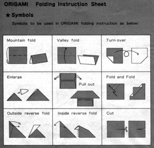The Organic Math of Origami - Cheenta | 480x497